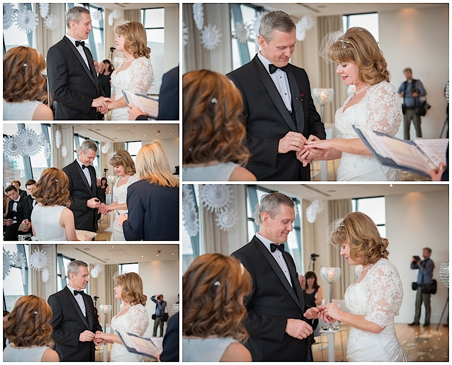 Chris and Adrians wedding Hope Street Hotel Liverpool