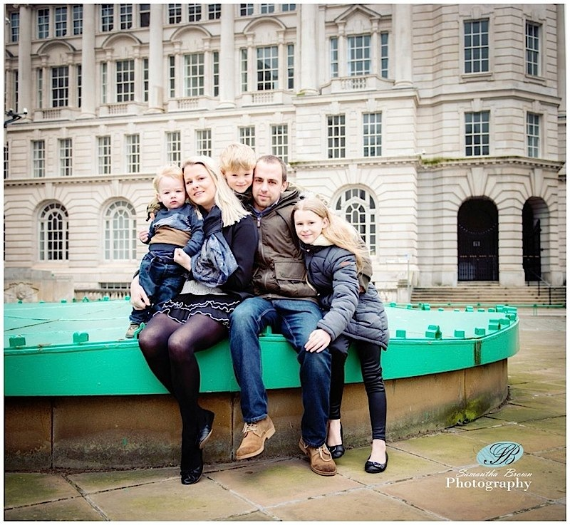 Liverpool Portrait Photography on Water street