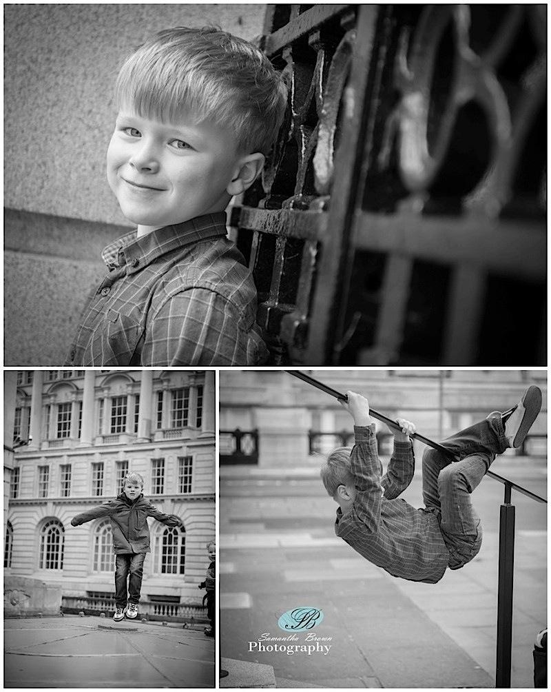 Children's photography Liverpool
