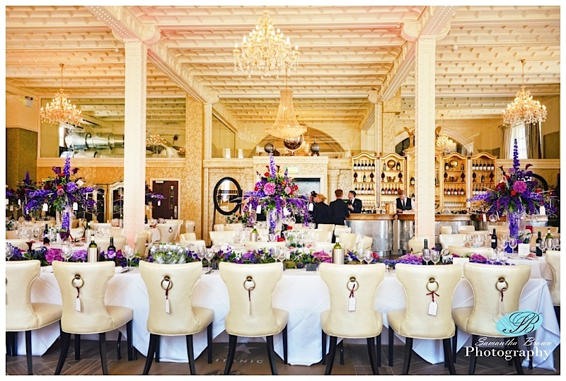 Main Function Room, 30 James Street, Liverpool By Samantha Brown Photography