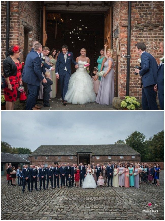 Meols Hall Wedding 22