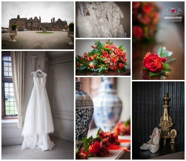 Thornton Manor wedding photography AB1