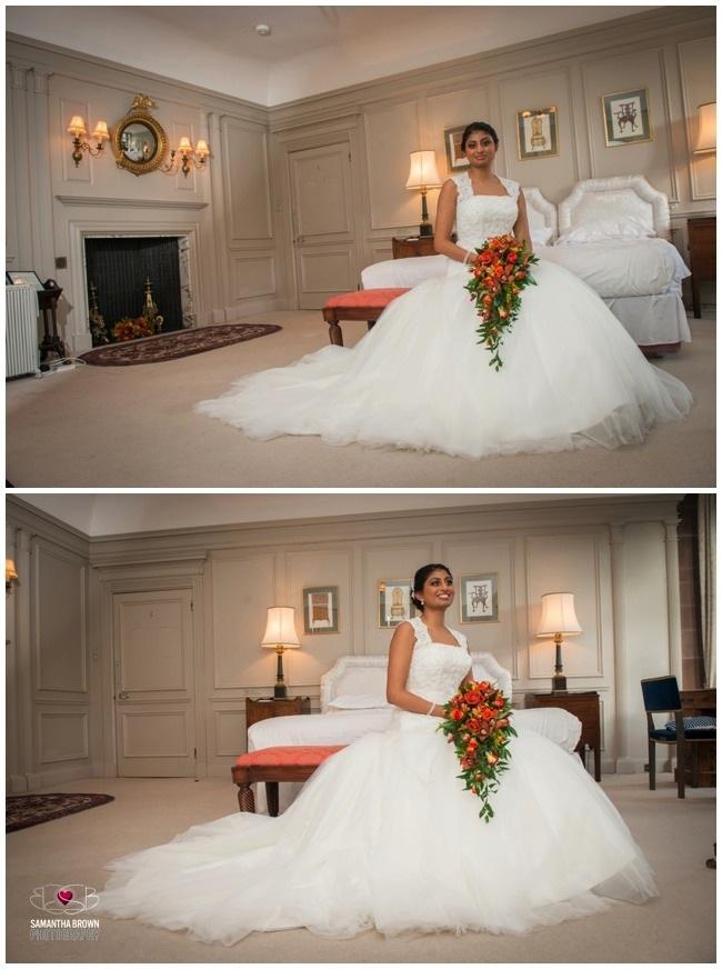 Thornton Manor wedding photography AB13