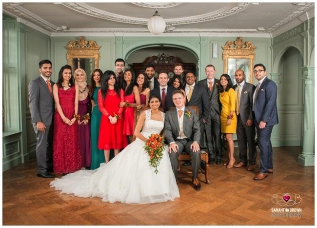 Thornton Manor wedding photography AB41