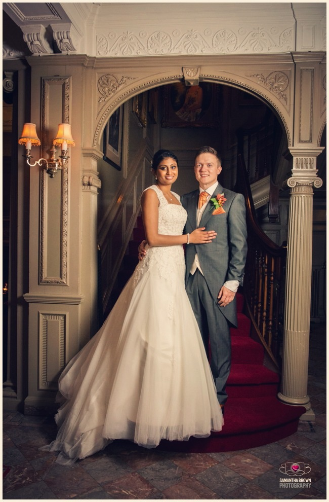 Thornton Manor wedding photography AB59