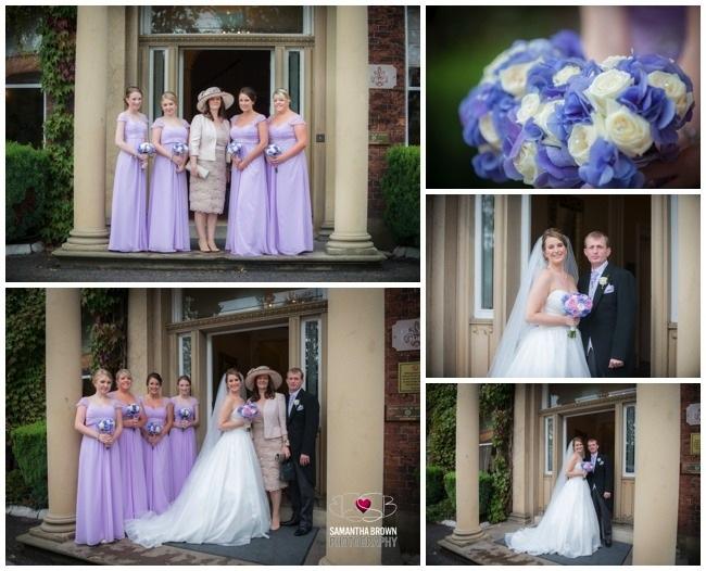 Farington Lodge wedding Preston TN17