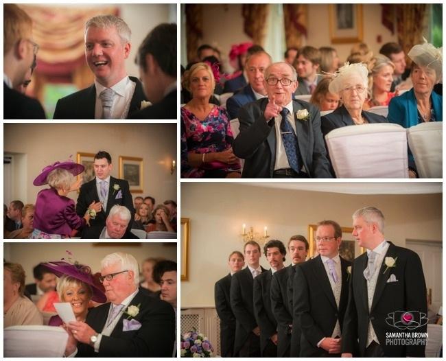Farington Lodge wedding Preston TN18