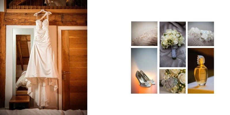 wedding albums by Samantha Brown Photography AC1