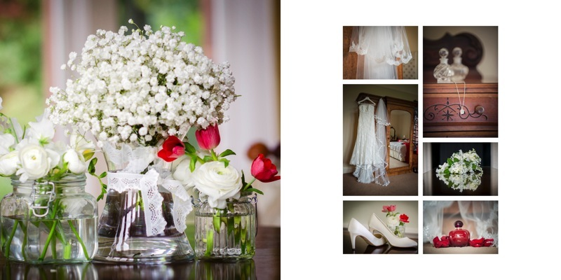 wedding albums by Samantha Brown Photography As1