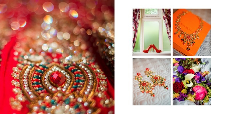 wedding albums by Samantha Brown Photography MS1jpg