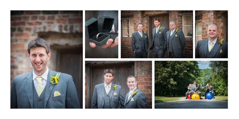 wedding albums by Samantha Brown Photography Pk3