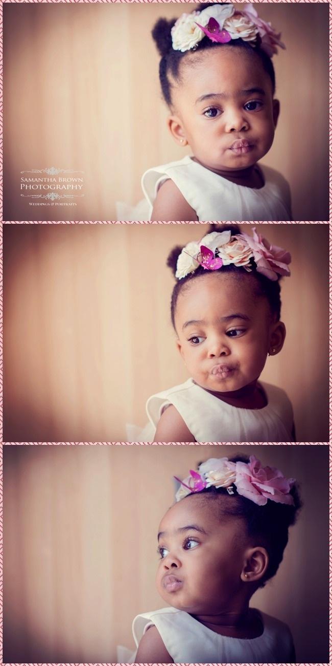 baby girl portraits