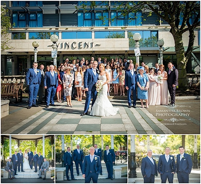 Weddings at the Vincent Hotel by Samantha Brown Photography