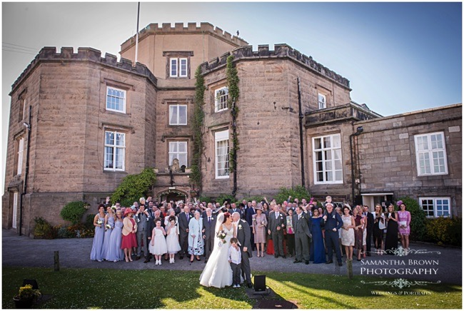 Wedding Photography Liverpool Lease Castle
