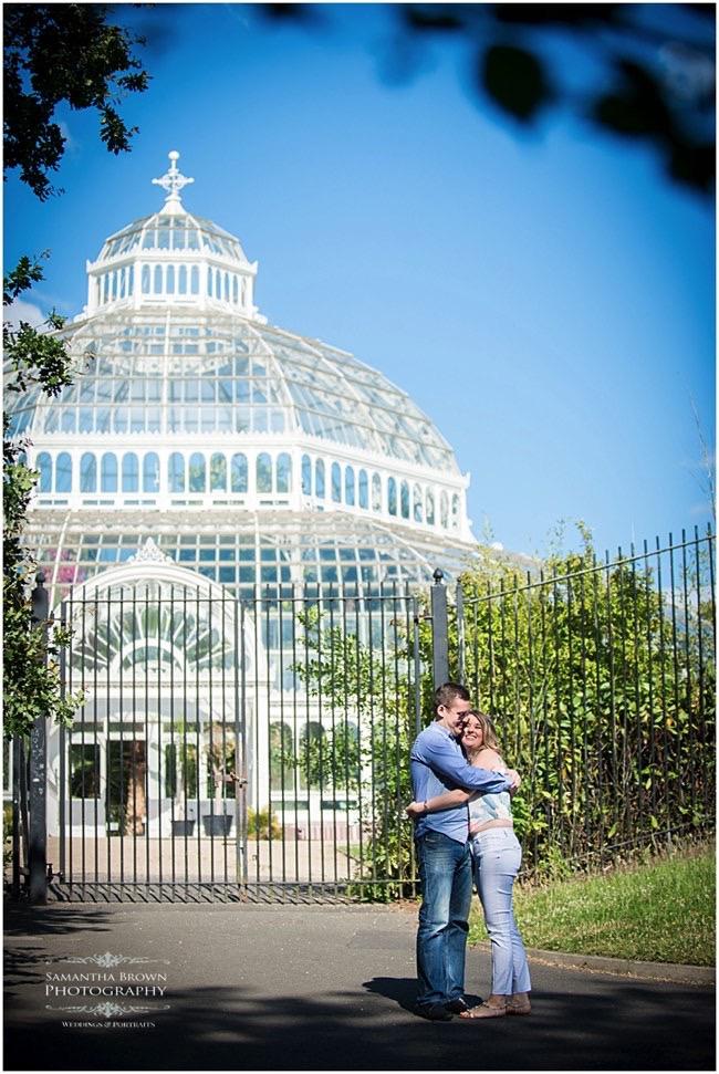 Sara & Gary's Pre wedding Sefton Park