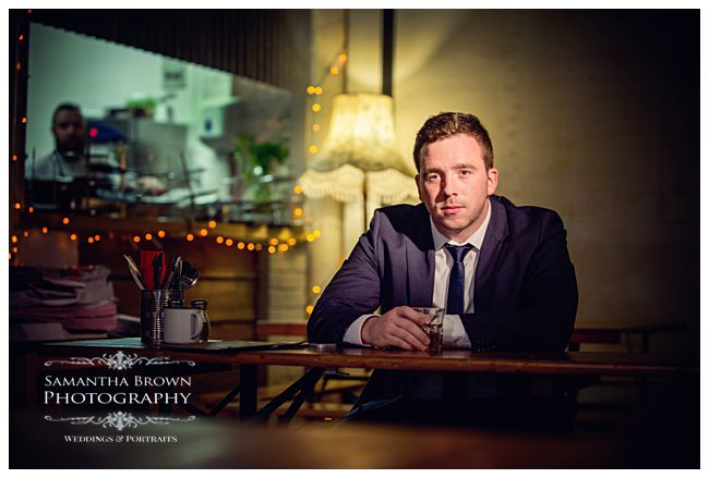 Portrait photography Liverpool by Samantha Brown Photography