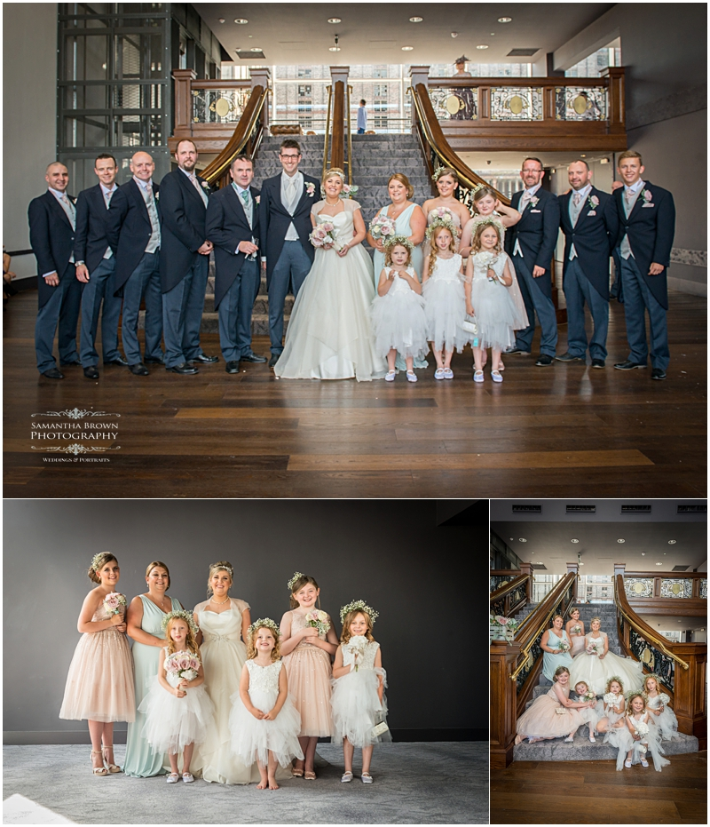 Titantic Hotel wedding Liverpool by Samantha Brown_0086
