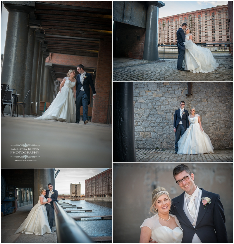 Titantic Hotel wedding Liverpool by Samantha Brown_0097