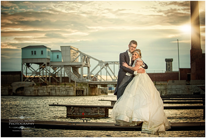 Titantic Hotel wedding Liverpool by Samantha Brown_0101