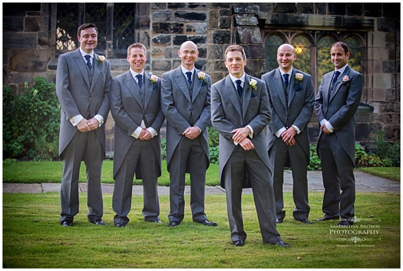 Groom and guys by Samantha Brown_199b