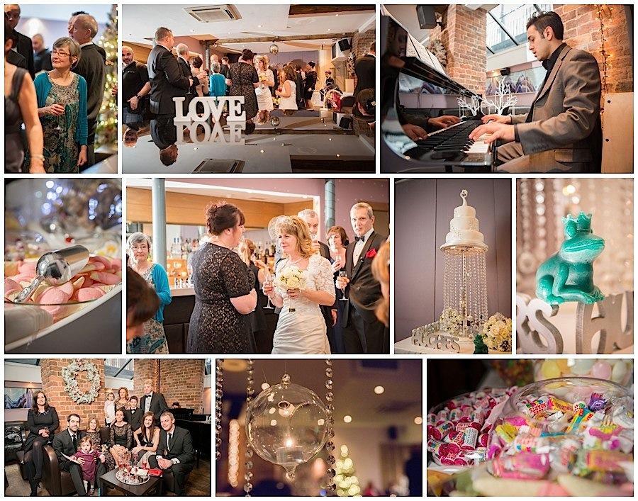 Chris and Adrians wedding Hope Street Hotel Liverpool
