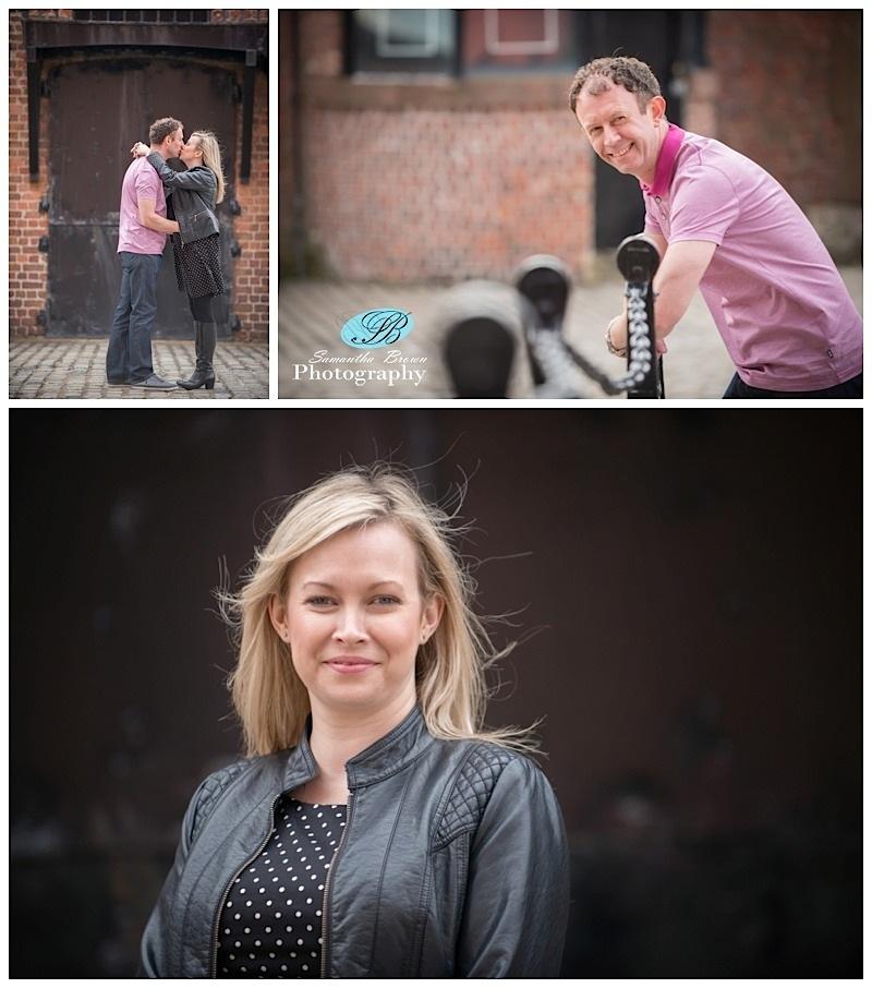 Amanda and Darren Pre Wedding Shoot