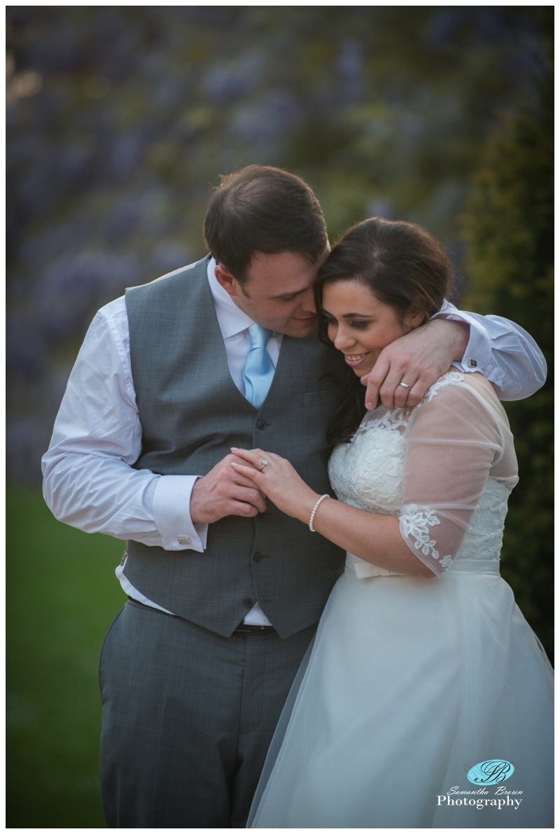 Sarah and Adam Knowsley Hall Wedding