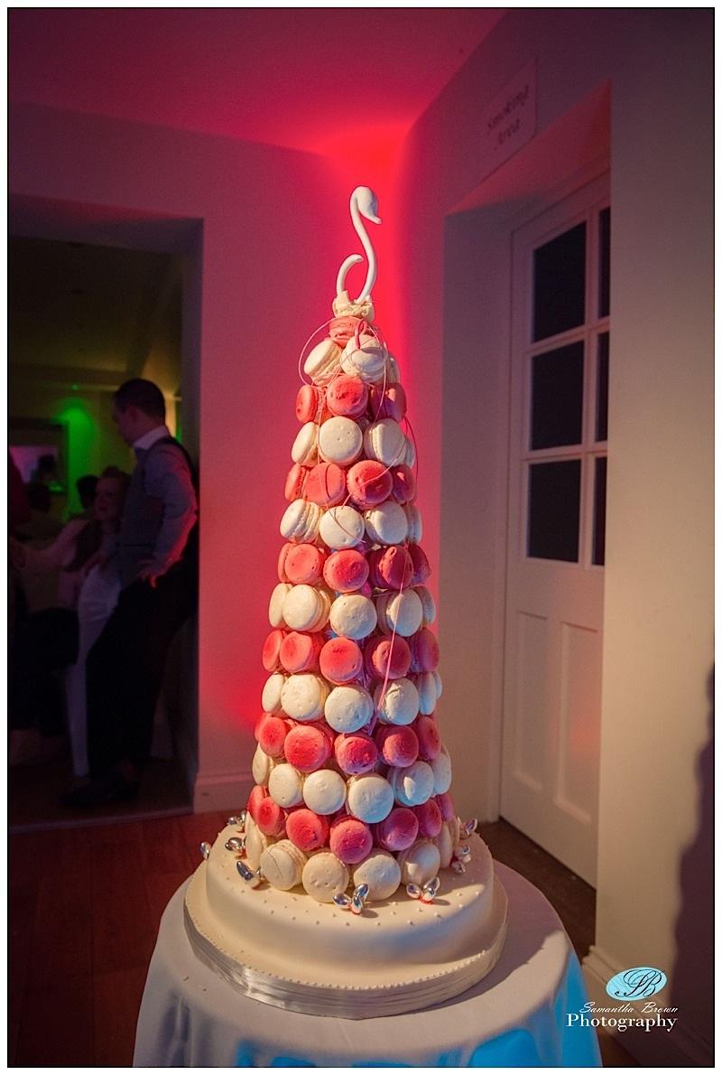 Wedding Photography Liverpool cake