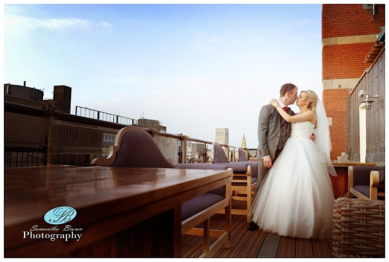 30 James Street Weddings by Sam Brown Photography