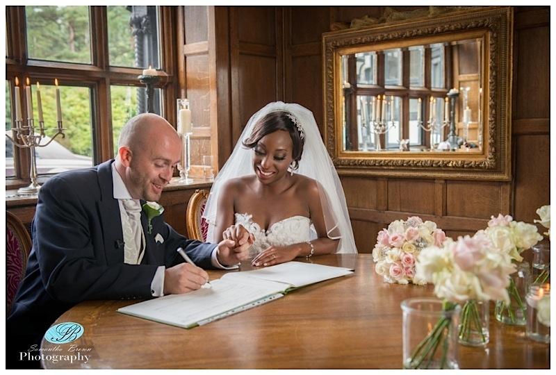 Hillbark Hotel Weddings 34