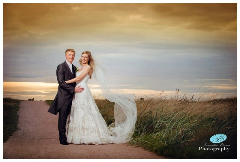 Wedding at West Lancashire Golf Club 2 by Samantha Brown