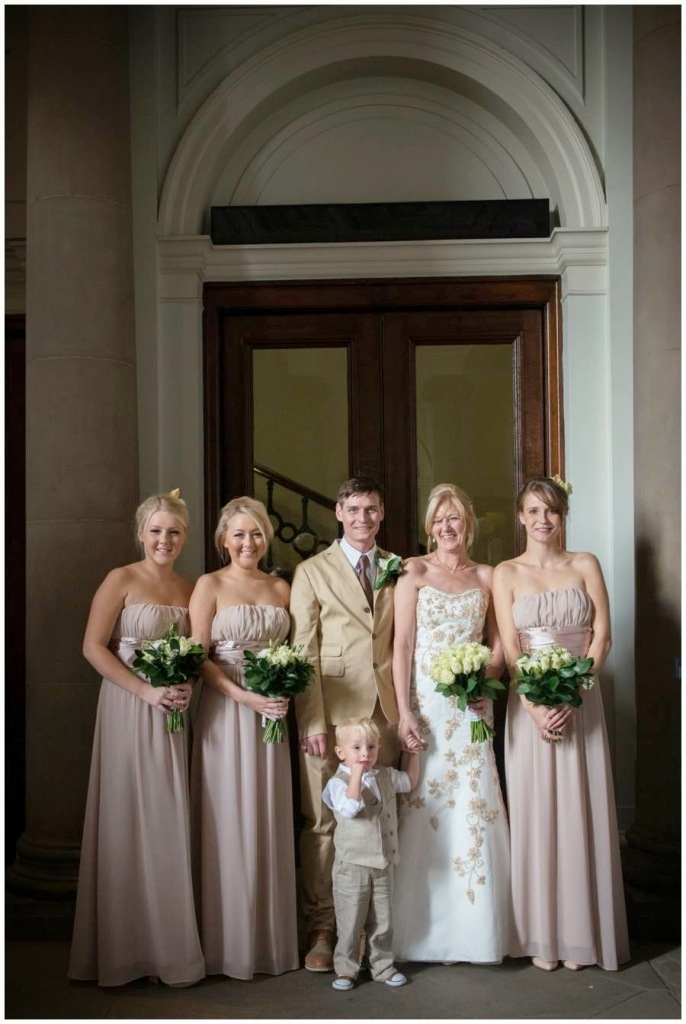 Wedding at St Georges Hall by Samantha Brown