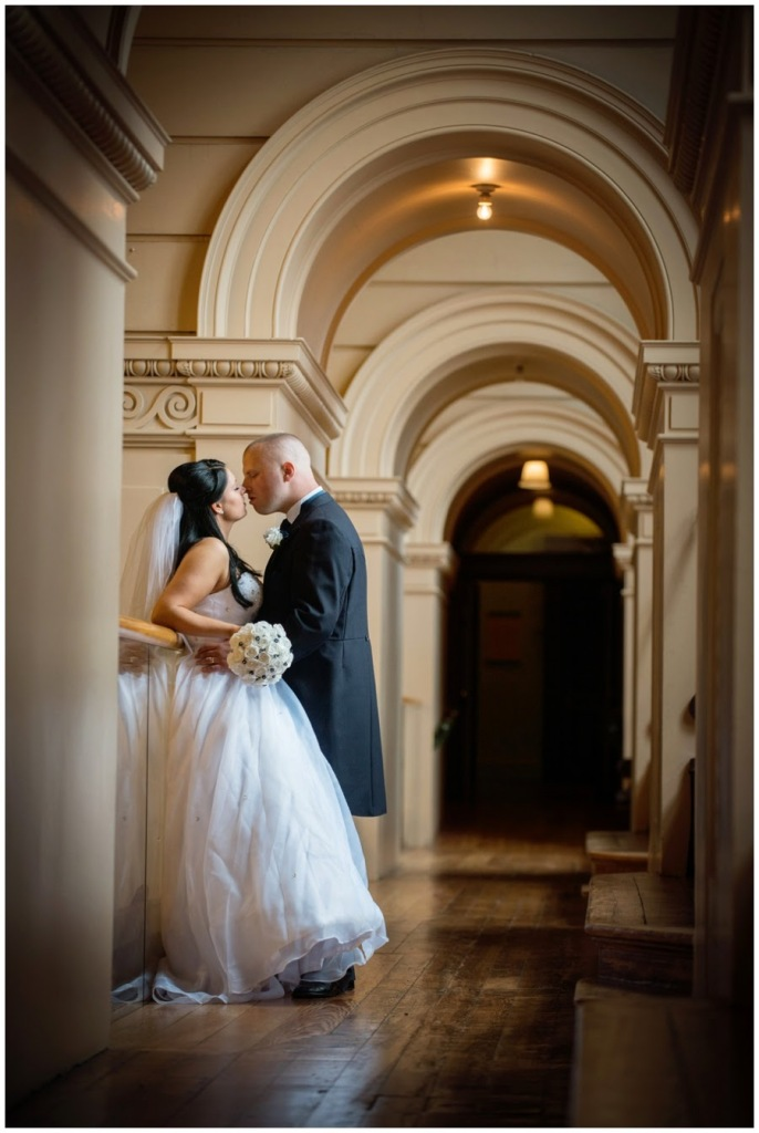 Wedding at St Georges Hall by Samantha Brown Photography