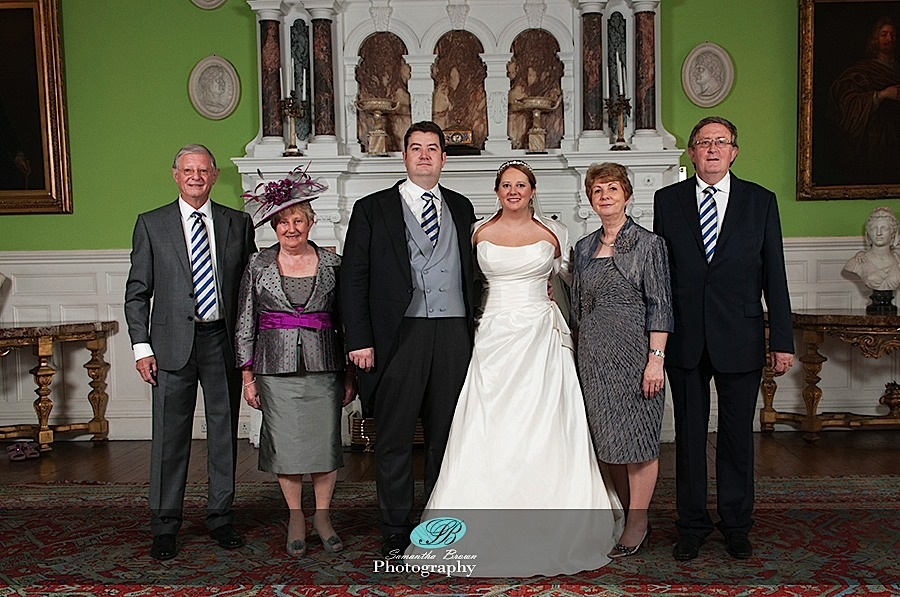 Capesthorne Hall Weddings Group Photography