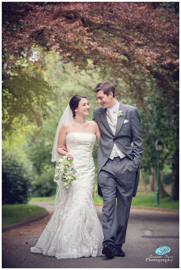 Hinderton Hall Wedding Photography