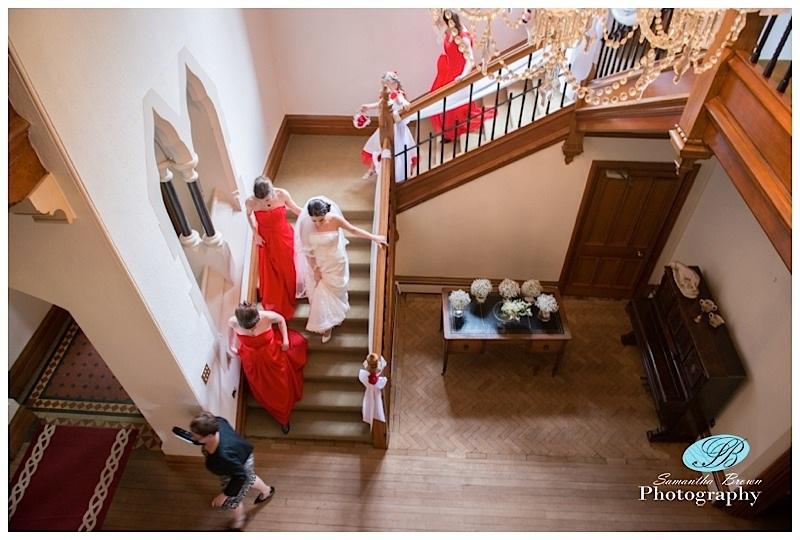 Hinderton Hall Wedding Photography 4