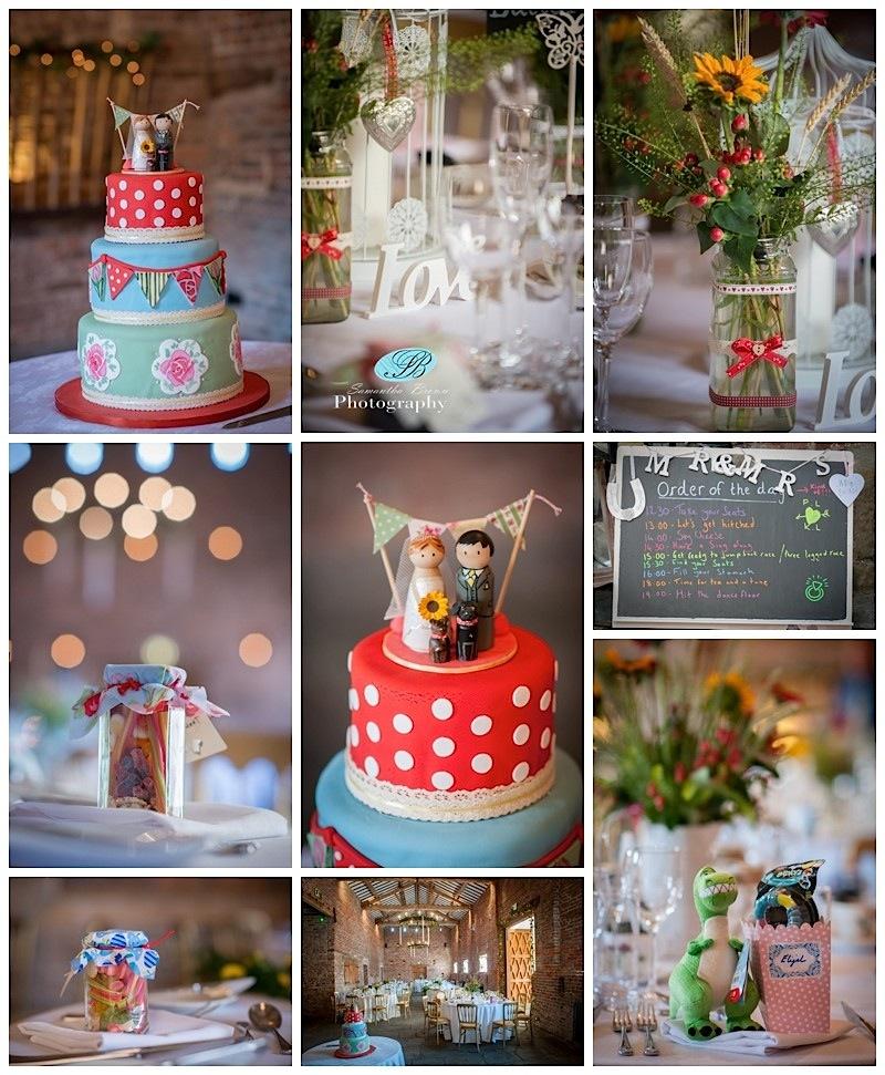 Meols Hall Wedding Photography 17a
