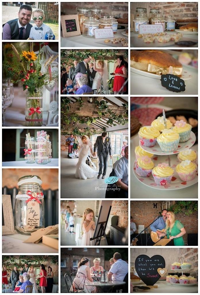 Meols Hall Wedding Photography 14a