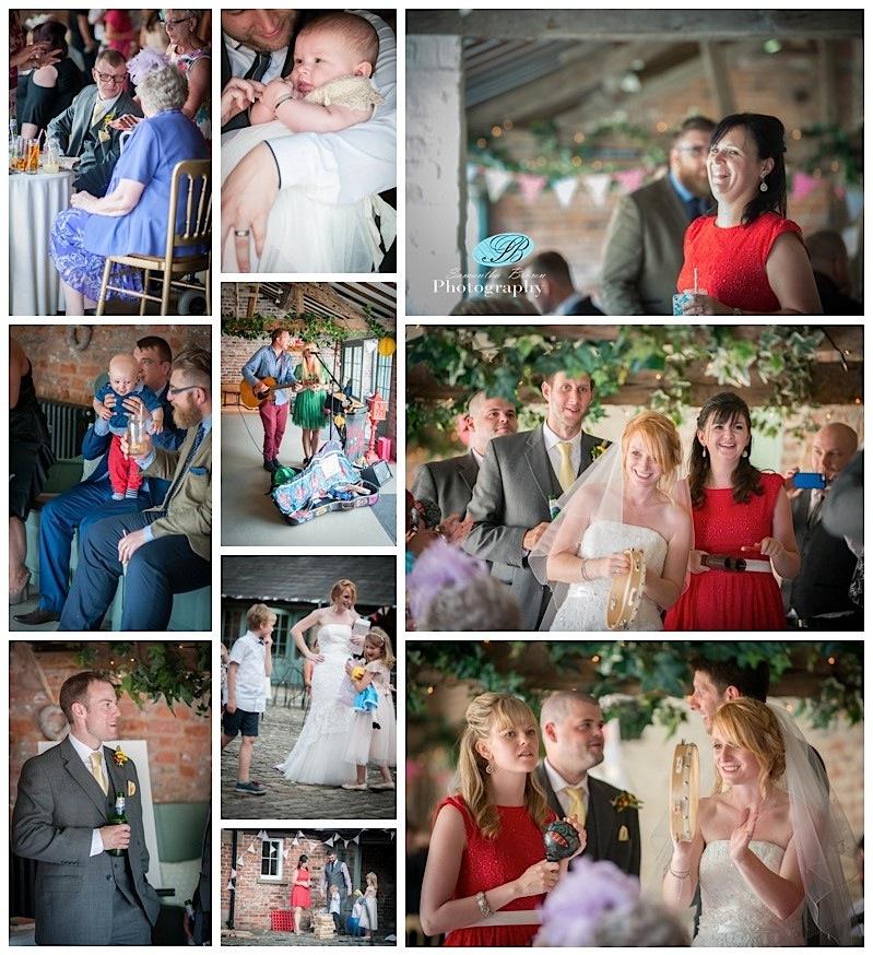 Meols Hall Wedding Photography 13a