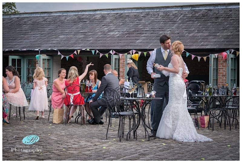 Meols Hall Wedding Photography 12a