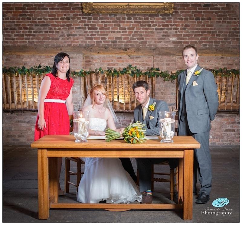 Meols Hall Wedding Photography 9a