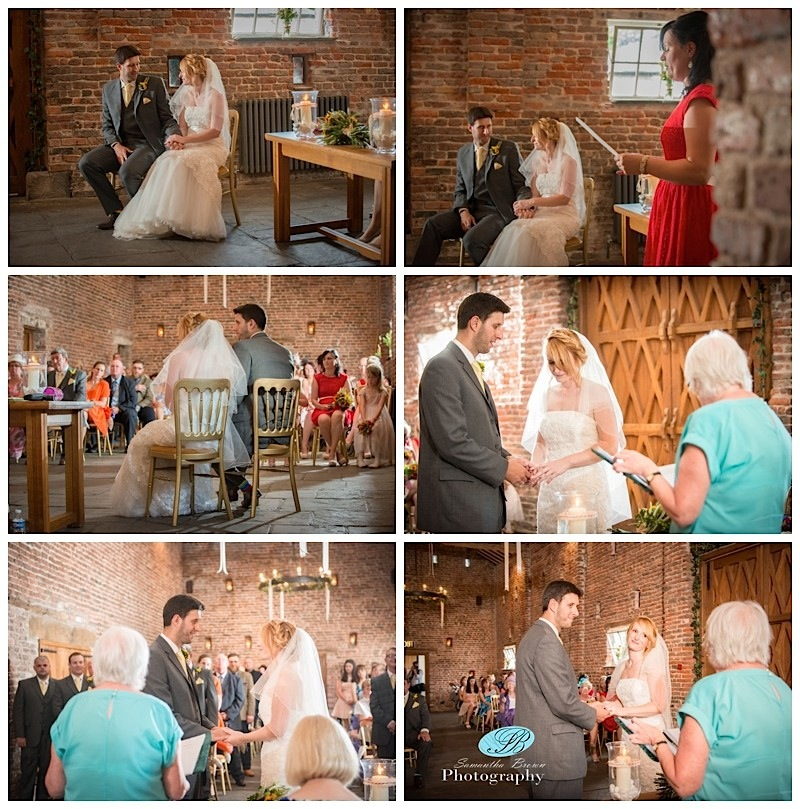 Meols Hall Wedding Photography 7a