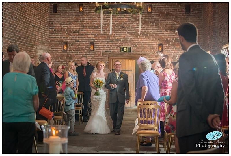 Meols Hall Wedding Photography 6a
