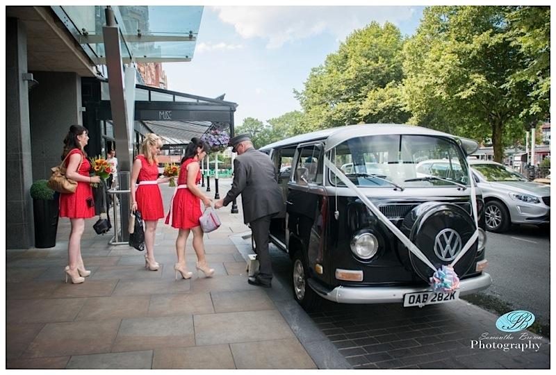 Meols Hall Wedding Photography 2a