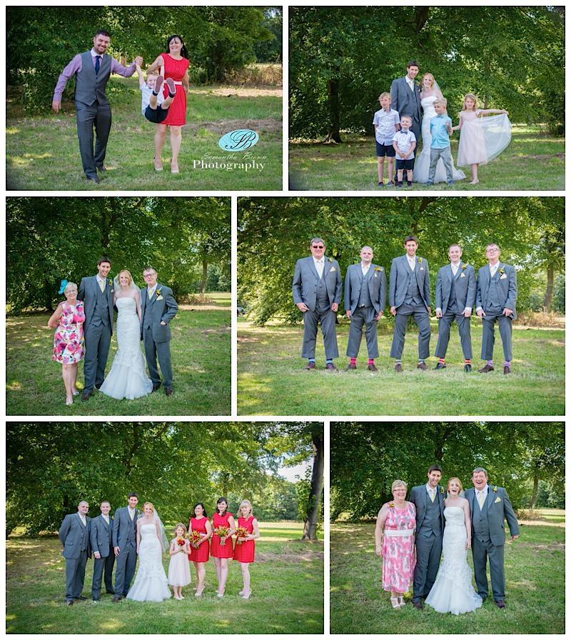Meols Hall Wedding Photography 29a