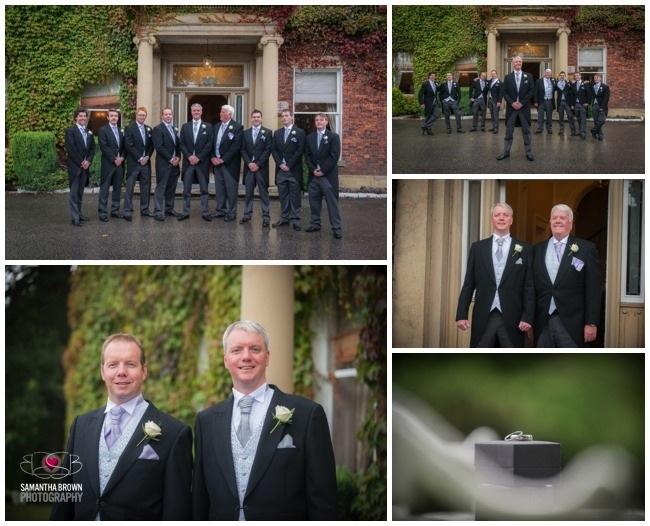 Farington Lodge wedding Preston TN15
