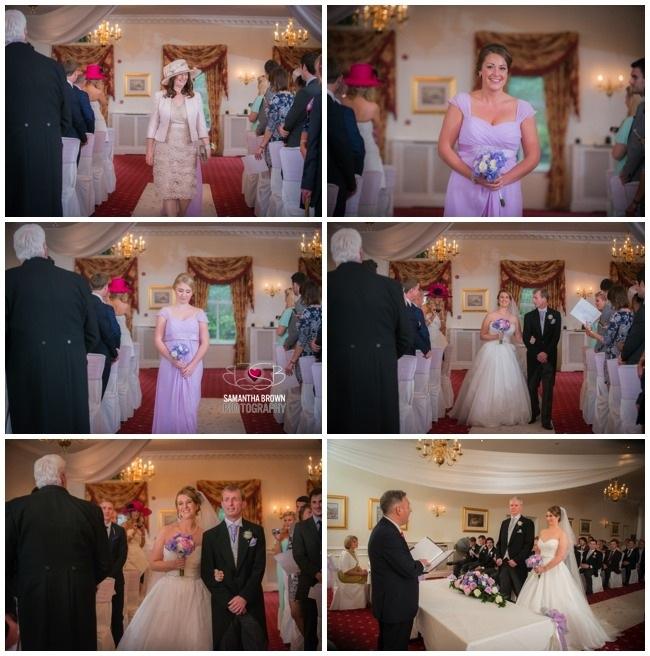 Farington Lodge wedding Preston TN19
