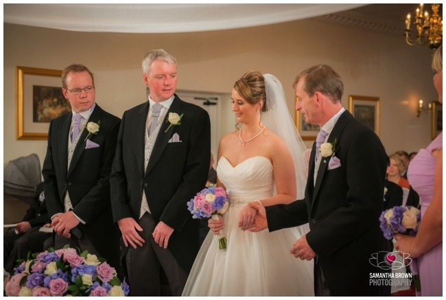 Farington Lodge wedding Preston TN20