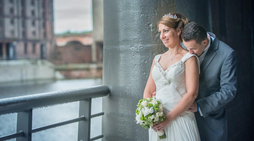 Ross & Matt's Titanic Hotel Wedding