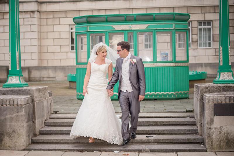 Lorna & Nick's wedding at 30 James Street Liverpool